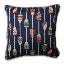 Lakelife Outdoor/Indoor Throw Pillow