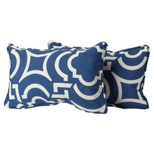 Carmody Corded Indoor Outdoor Lumbar Pillow (Set of 2)