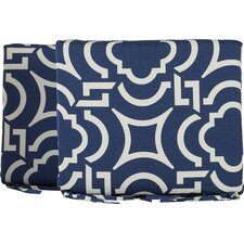 Bargain Carmody Outdoor Seat Cushion (Set of 2)