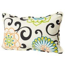 Pom Pom Play Corded Indoor Outdoor Lumbar Pillow (Set of 2)