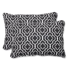 Starlet Indoor Outdoor Lumbar Pillow (Set of 2)