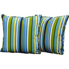 Topanga Indoor/Outdoor Throw Pillow (Set of 2)