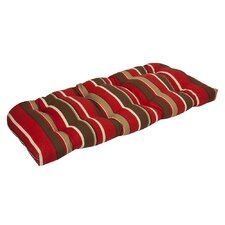 Outdoor Loveseat Cushion