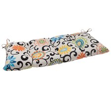 Great price Pom Pom Outdoor Loveseat Cushion