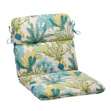 Splish Splash Outdoor Chair Cushion