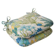 Splish Splash Outdoor Seat Cushion (Set of 2)