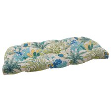 Splish Splash Outdoor Loveseat Cushion