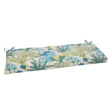 Splish Splash Outdoor Bench Cushion