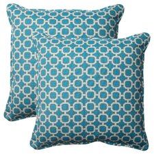 Hockley Corded Outdoor Throw Pillow (Set of 2)