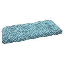 Hockley Outdoor Loveseat Cushion