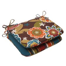 Annie/Westport Outdoor Seat Cushion (Set of 2)