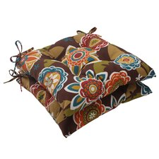 Annie Outdoor Seat Cushion (Set of 2)