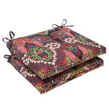Marapi Outdoor Seat Cushion (Set of 2)