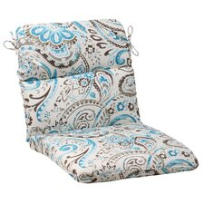 Paisley Outdoor Chair Cushion