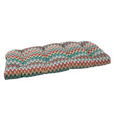 Nivala Outdoor Loveseat Cushion