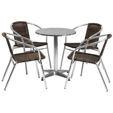 Round 5 Piece Dining Set