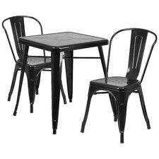 Great Reviews 3 Piece Bistro Set
