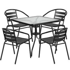 Cool 5 Piece Bistro Set