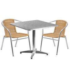 Great price 3 Piece Bistro Set