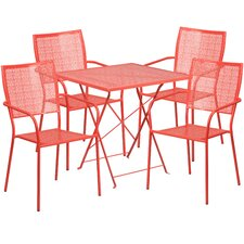 No Copoun 5 Piece Dining Set