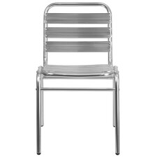 Commercial Indoor/Outdoor Dining Side Chair