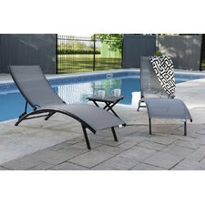 Midtown 3 Piece Chaise Lounge Set