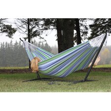 Amazing Fabric Hammock with Stand