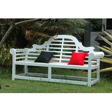 Marlborough 3-Seater Teak Garden Bench