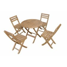 Fresh Chester 5 Piece Dining Set