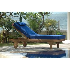 No Copoun Capri Chaise Lounge