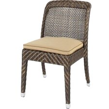 2017 Coupon Hawaii Dining Side Chair with Cushion