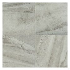 """Eurasia 1"""" x 6"""" Cove Out in Bianco"""