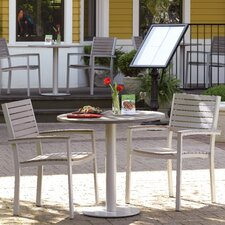 Travira 3 Piece Bistro Set