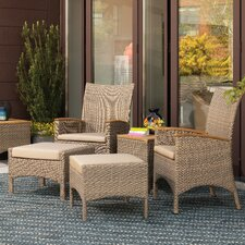 Torbay 6 Piece Seating Group with Cushions