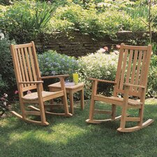 Franklin 3 Piece Rocker Seating Group