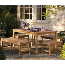 Today Sale Only Hampton 5 Piece Dining Set