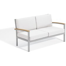 Travira Loveseat with Cushions