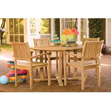 Warwick 5 Piece Dining Set