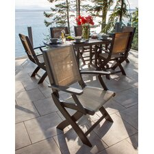 Spacial Price Coastal Folding Chair