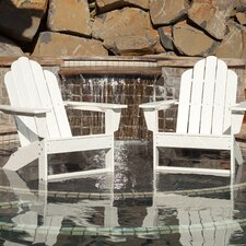 Long Island Adirondack 2 Piece Chair Set (Set of 2)