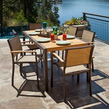 Bayline� 7 Piece Dining Set