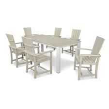 Quattro 7 Piece Dining Set