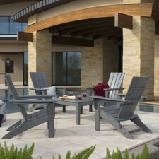 Quattro 5 Piece Dining Set
