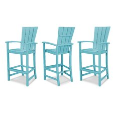 Quattro Bar Stool (Set of 3)