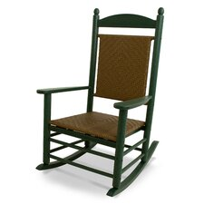 Kennedy Presidential Rocking Chair