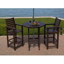 #1 Captain 3 Piece Bar Set