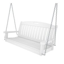 Nautical Porch Swing
