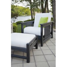 Mission 2-Piece Deep Seating Chair Set