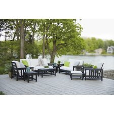 Best #1 Mission 8 Piece Deep Seating Group