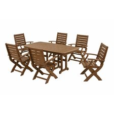 Signature 7 Piece Dining Set